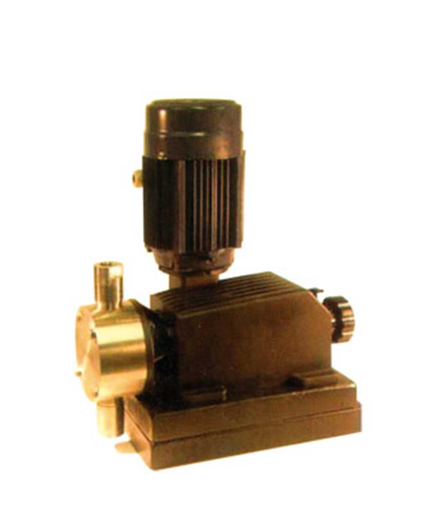 Mechanically Actuated Diaphragm Metering Pumps
